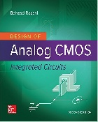 DESIGN OF ANALOG CMOS INTEGRATED CIRCUITS 2/E 2016 - 0072524936