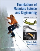 FOUNDATIONS OF MATERIALS SCIENCE AND ENGINEERING 5/E 2009 - 0073529249
