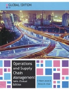 OPERATIONS & SUPPLY CHAIN MANAGEMENT 14/E 2014 - 0077151623