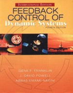 FEEDBACK CONTROL OF DYNAMIC SYSTEMS 4/E 2002 - 0130980412
