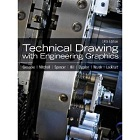 TECHNICAL DRAWING WITH ENGINEERING GRAPHICS 14/E 2011 - 0132729717