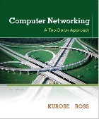 COMPUTER NETWORKING: A TOP-DOWN APPROACH 6/E 2012 - 0132856204