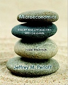 MICROECONOMICS: THEORY & APPLICATIONS WITH CALCULUS 4/E - 0134167384