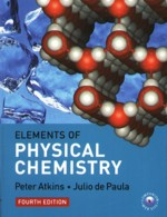 THE ELEMENTS OF PHYSICAL CHEMISTRY 4/E 2005 - 0199271836