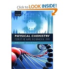PHYSICAL CHEMISTRY FOR THE LIFE SCIENCES 2/E 2010 - 0199564280