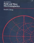FIELD & WAVE ELECTROMAGNETICS 2/E 1989 - 0201528207