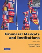 FINANCIAL MARKETS & INSTITUTIONS 7/E 2012 - 0273754440