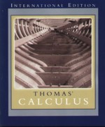 THOMAS' CALCULUS 11/E 2005 - 0321243358