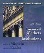 FINANCIAL MARKETS & INSTITUTIONS  5/E 2006 - 0321308123