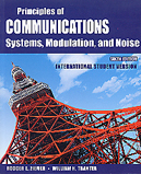 PRINCIPLES OF COMMUNICATIONS SYSTEMS, MODULATION & NOISE 6/E 2010 - 0470398787