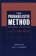 THE PROBABILISTIC METHOD 2/E 2000 - 0471370460