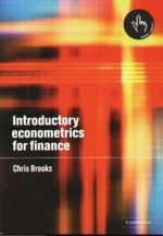 INTRODUCTORY ECONOMETRICS FOR FINANCE 2002 - 052179367X