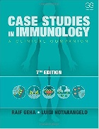 CASE STUDIES IN IMMUNOLOGY: A CLINICAL COMPANION 7/E 2016 - 0815345127