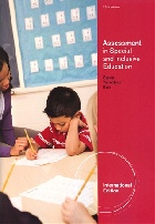 ASSESSMENT IN SPECIAL & INCLUSIVE EDUCATION 12/E 2013 - 1133307531