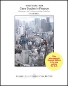 CASE STUDIES IN FINANCE 7/E 2014 - 1259070948