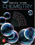 CHEMISTRY: THE MOLECULAR NATURE OF MATTER & CHANGE 8/E 2017 - 1259631753