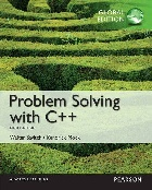 PROBLEM SOLVING WITH C++ 9/E 2015 - 1292018240