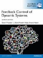 FEEDBACK CONTROL OF DYNAMIC SYSTEMS GLOBAL EDITION 7/E 2015 - 1292068906