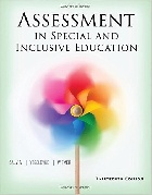 ASSESSMENT IN SPECIAL & INCLUSIVE EDUCATION 13/E 2016 - 130564235X