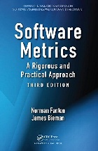 SOFTWARE METRICS: A RIGOROUS & PRACTICAL APPROACH 3/E 2014 - 1439838224