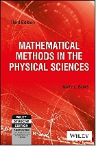 MATHEMATICAL METHODS IN THE PHYSICAL SCIENCES 3/E 2007 - 8126508108