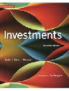 INVESTMENTS  (ANNOTATED EDITION) 11/E 2018 - 9863413771