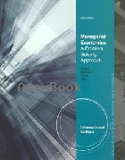 MANAGERIAL ECONOMICS: A PROBLEM SOLVING APPROACH 3/E 2014 - 1133951449 - 9781133951445