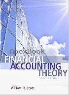 FINANCIAL ACCOUNTING THEORY 7/E 2014 - 0132984660 - 9780132984669