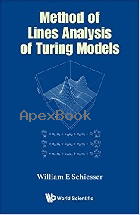 METHOD OF LINES ANALYSIS OF TURING MODELS 2017 - 9813226692 - 9789813226692