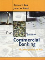 COMMERCIAL BANKING THE MANAGEMENT OF RISK 3/E 2005 - 0471469491 - 9780471469490