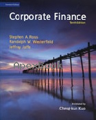 CORPORATE FINANCE (ANNOTATED EDITION) 10/E 2013 - 9861579826 - 9789861579825