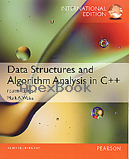 DATA STRUCTURES & ALGORITHM ANALYSIS IN C++ 4/E 2014 - 0273769383 - 9780273769385