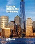 FINANCIAL MARKETS & INSTITUTIONS 12/E 2017 - 1337099740 - 9781337099745