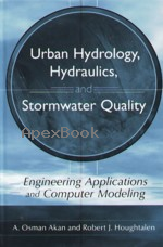 URBAN HYDROLOGY , HYDRAULICS , STORMWATER QUALITY : ENGINEERING APPLICATIONS & COMPUTER MODELING 2003 - 0471431583 - 9780471431589