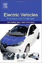 ELECTRIC VEHICLES: PROSPECTS & CHALLENGES 2017 - 0128030216 - 9780128030219