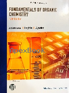 FUNDAMENTALS OF ORGANIC CHEMISTRY 12/E 2017 - 1119923174 - 9781119923176