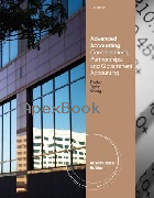 ADVANCED ACCOUNTING: CONSOLIDATIONS, PARTNERSHIPS, & GOVERNMENT ACCOUNTING 11/E 2012 - 0538480297 - 9780538480291