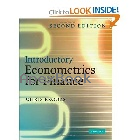 INTRODUCTORY ECONOMETRICS FOR FINANCE  2/E 2008 - 052169468X - 9780521694681