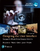 DESIGNING THE USER INTERFACE: STRATEGIES FOR EFFECTIVE HUMAN-COMPUTER INTERACTION 6/E 2017 - 1292153911 - 9781292153919