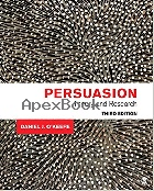PERSUASION: THEORY & RESEARCH 3/E 2015 - 1452276676 - 9781452276670