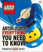 LEGO ABSOLUTELY EVERYTHING YOU NEED TO KNOW 2017 - 0241232406 - 9780241232408