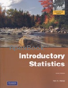 INTRODUCTORY STATISTICS 9/E 2012 - 0321740459 - 9780321740458