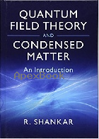 QUANTUM FIELD THEORY & CONDENSED MATTER: AN INTRODUCTION 2017 - 0521592100 - 9780521592109