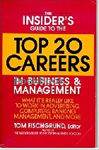 THE INSIDER'S GUIDE TO THE TOP 20 CAREERS IN BUSINESS & MANAGEMENT 1994 - 0070212112 - 9780070212114