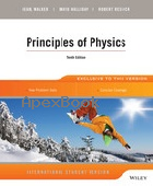 PRINCIPLES OF PHYSICS 10/E 2014 - 1118230744 - 9781118230749