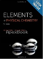 ELEMENTS OF PHYSICAL CHEMISTRY 6/E 2013 - 0199608113 - 9780199608119