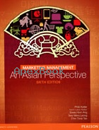 MARKETING MANAGEMENT:AN ASIAN PERSPECTIVE