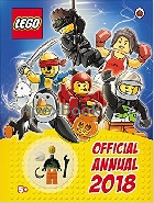 LEGO OFFICIAL ANNUAL 2018 - 0241295149 - 9780241295144