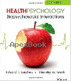 HEALTH PSYCHOLOGY:BIOPSYCHOSOCIAL INTERACTIONS 8/E 2014 - 1118425200 - 9781118425206