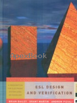 ESL DESIGN & VERIFICATION 2007 - 0123735513 - 9780123735515